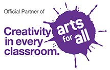 Official Partner of Arts for All